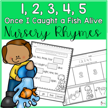 Nursery Rhymes_1, 2, 3, 4, 5 (Once I Caught a Fish Alive)
