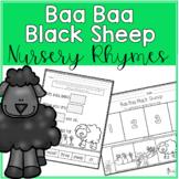 Nursery Rhymes_Baa Baa Black Sheep