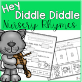 Nursery Rhymes_Hey Diddle Diddle