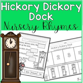 Nursery Rhymes_Hickory Dickory Dock