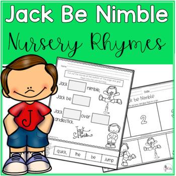 Nursery Rhymes_Jack Be Nimble
