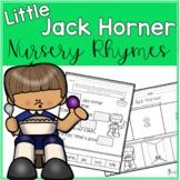 Nursery Rhymes_Little Jack Horner