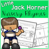 Nursery Rhymes_Little Jack Horner