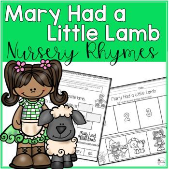 Nursery Rhymes_Mary Had a Little Lamb