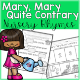 Nursery Rhymes_Mary Mary Quite Contrary