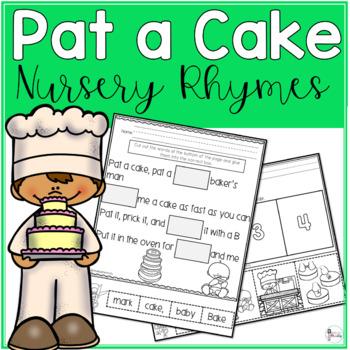 Nursery Rhymes_Pat a Cake