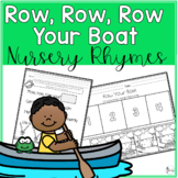 Nursery Rhymes_Row Your Boat