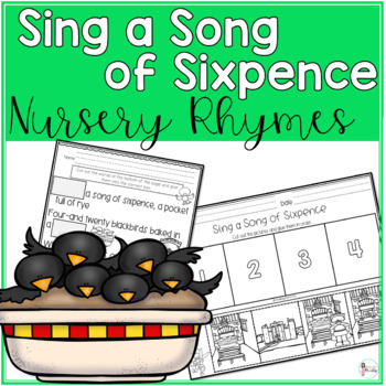 Nursery Rhymes_Sing a Song of Sixpence