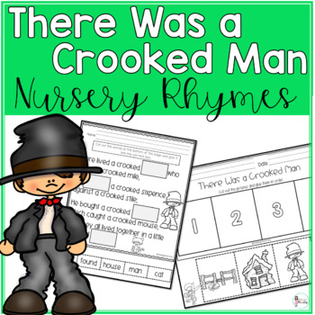 Nursery Rhymes_There Was a Crooked Man