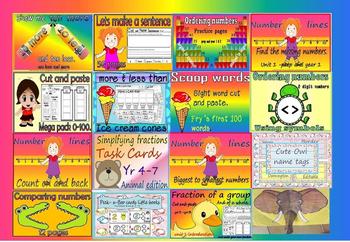Nursery rhyme little books(FREEBIE)