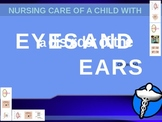 Nursing Care of a Child with Eye and Ear Disorder
