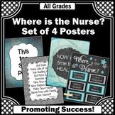 School Nurse Appreciation Day Gifts, Where is the Nurse Do