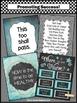 School Nurse Appreciation Day Office Door Sign + Motivatio