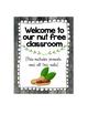 Nut Free Classroom