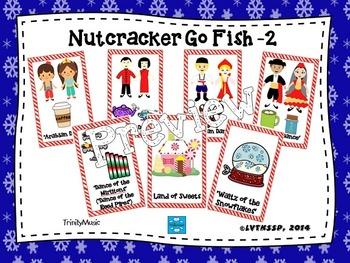 Nutcracker Go Fish Game 2