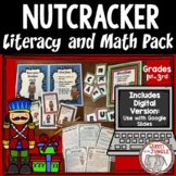 Nutcracker Activities Reading and Math includes Distance Learning
