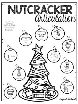 Nutcracker Articulation