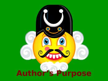 Nutcracker Author's Purpose Powerpoint