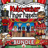 Nutcracker Ballet Finger Puppets (BUNDLE)