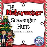 Nutcracker Ballet Scavenger Hunt