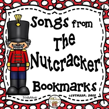 Nutcracker Bookmarks