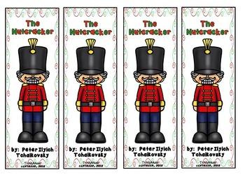 Nutcracker Bookmarks (Sample)
