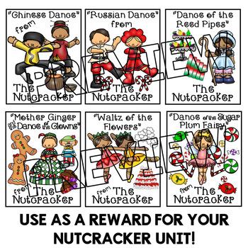 Nutcracker Brag Tags