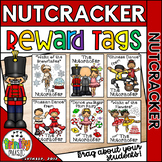 Nutcracker Brag Tags