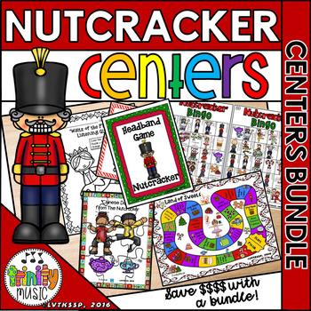 Nutcracker Centers BUNDLE