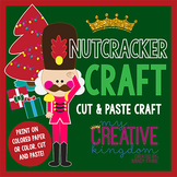 Nutcracker Christmas Craft