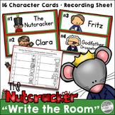 Nutcracker Christmas Write the Room
