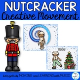 Nutcracker Creative Movement Scarf & Ribbon Activities or Brain Breaks