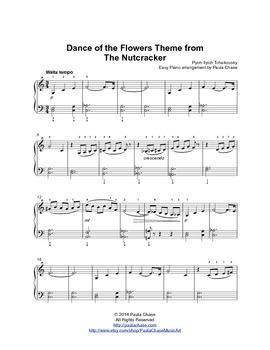 Nutcracker Dance of the Flowers