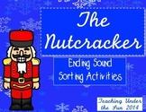 Nutcracker Ending Sound Sorting; Winter Theme