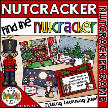 Nutcracker Game (Trivia)