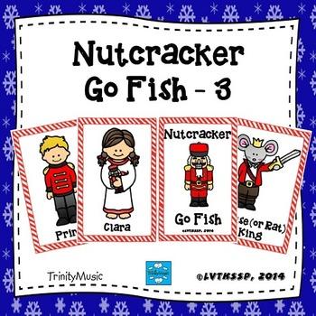 Nutcracker Go Fish Game 3