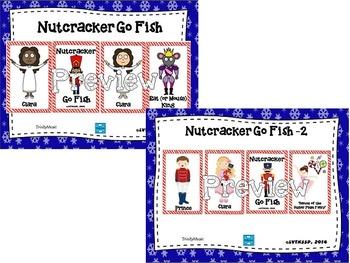 Nutcracker Go Fish Games (BUNDLE)