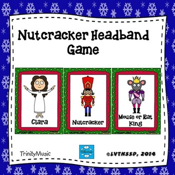 Nutcracker Headband Game
