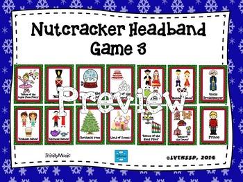 Nutcracker Headband Game 3