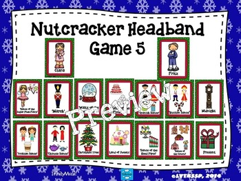 Nutcracker Headband Game 5