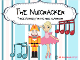 Nutcracker Holiday Activities