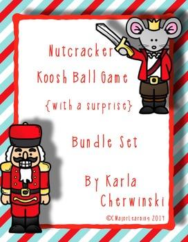 Nutcracker Koosh Ball Game {with a surprise} Bundle
