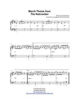 Nutcracker March