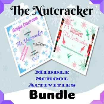 Nutcracker Middle School Activities BUNDLE