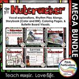 Nutcracker Music Activities - MEGA BUNDLE - Storybook, Bulletin Boards, & More!