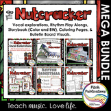 Nutcracker Music Activities - MEGA BUNDLE - Storybook, Bul