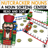 Nutcracker Nouns Center