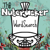 Nutcracker Novel Study or Ballet Word Search