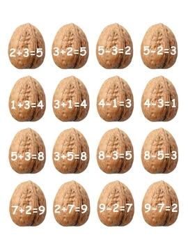 Nutcracker Number Families