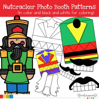 Nutcracker Photo Booth Patterns